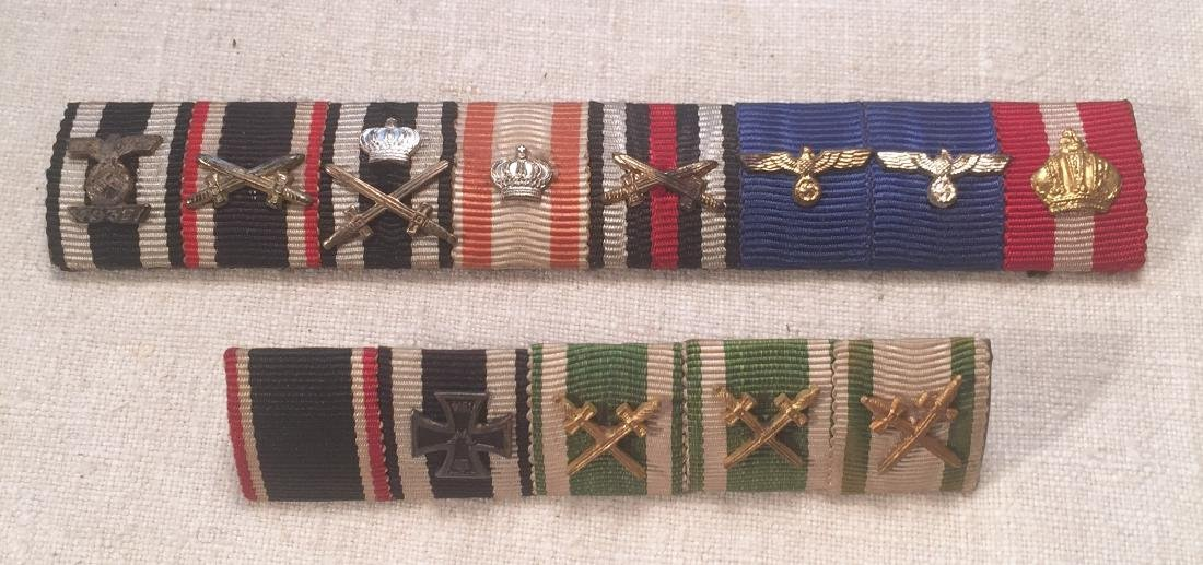 WWII German Ribbon Bars