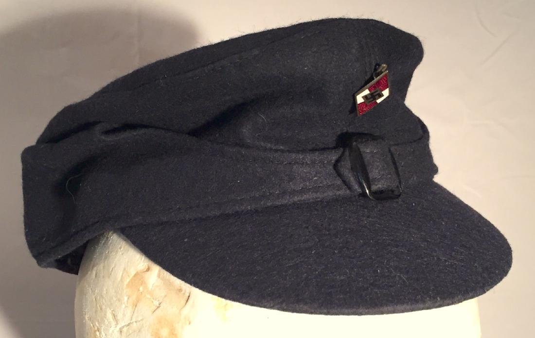 WWII Hitler Youth Cap Nazi Germany