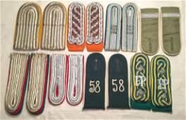 German Shoulder Boards