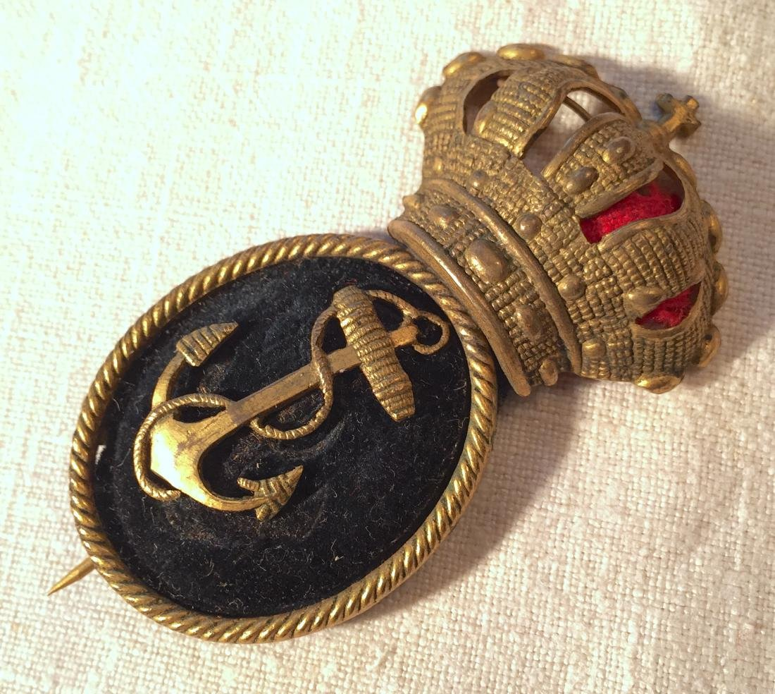 WWI German Imperial Naval Pin Device