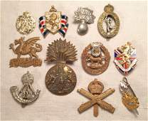 WWI WWII British Pins and Medals RAF  More
