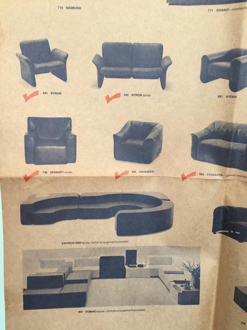1976 Stendig Designer's Survival Index Poster - 4