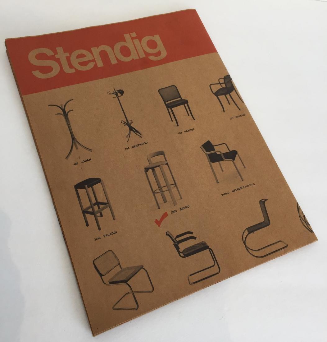 1976 Stendig Designer's Survival Index Poster - 5