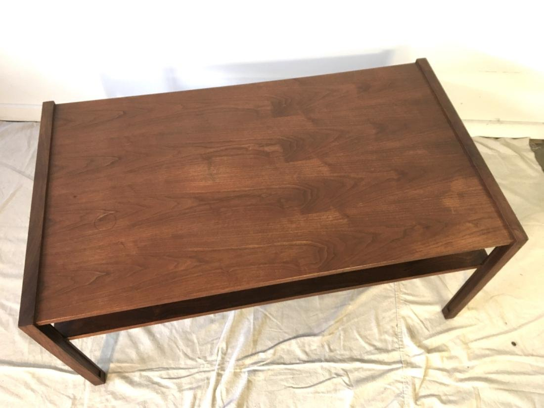 Dunbar Two Tiered Coffee Table in Walnut - 2