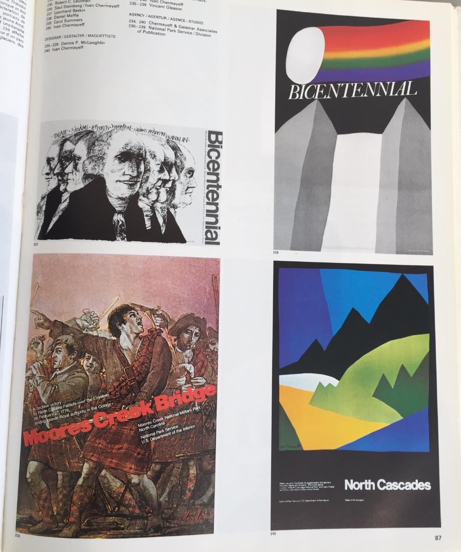 Graphis Annual and Graphis Posters - 5 Volumes - 4