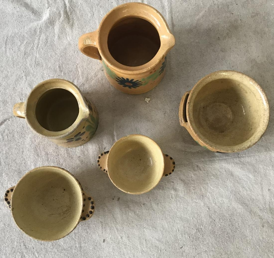 French Redware Lot - 2