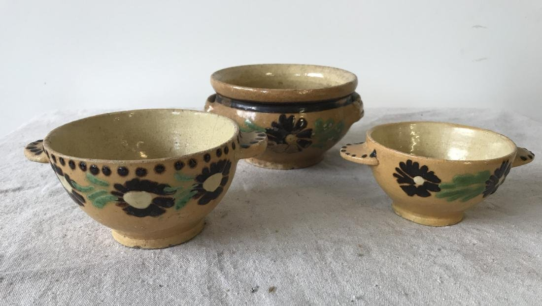 French Redware Lot - 6