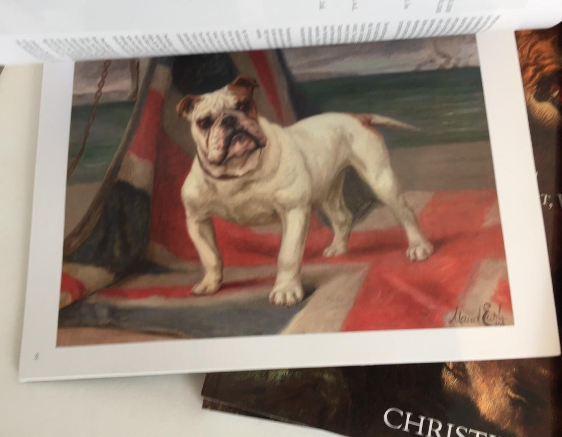 Sporting and Dog Art Auction Catalogs - 4