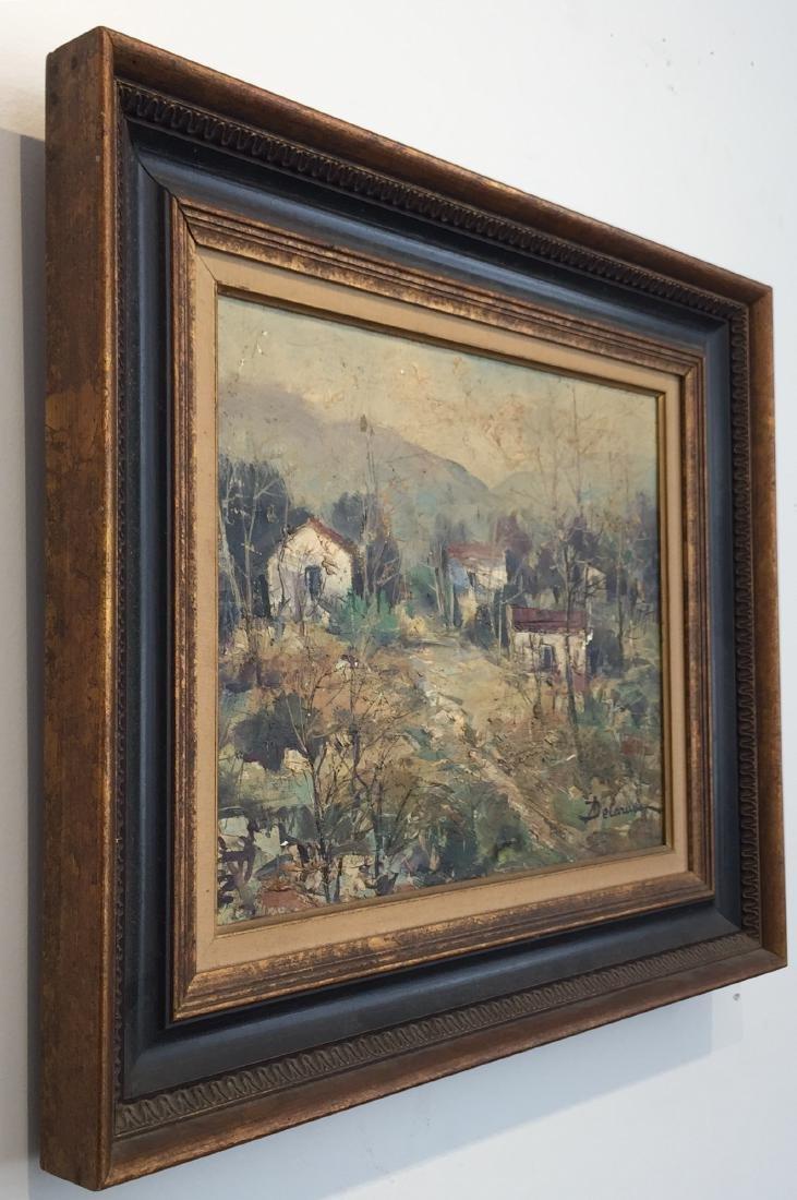 Lucien Delarue (1925-2011) Oil Painting in Frame - 5