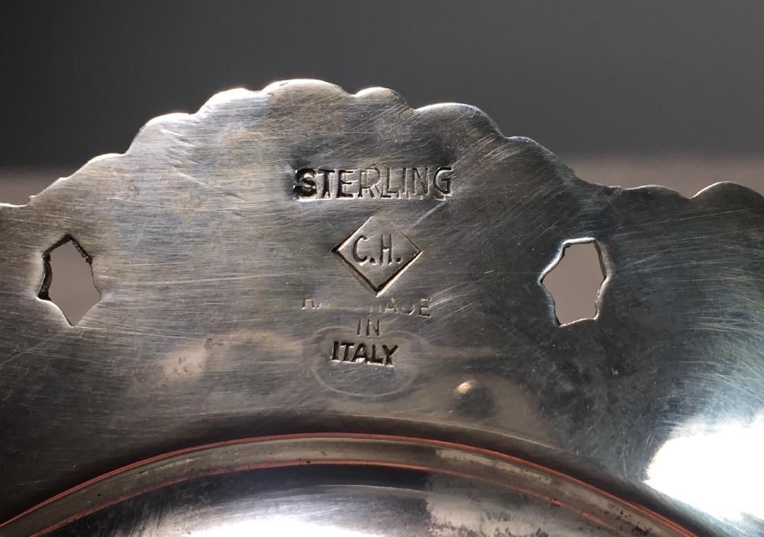 Firenze Sterling Silver Italian Cruet Set - 3