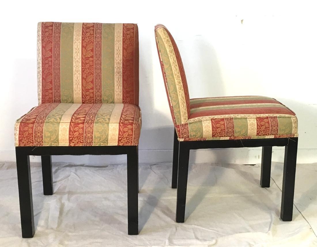 Set of 10 John Widdicomb Dining Chairs - 5