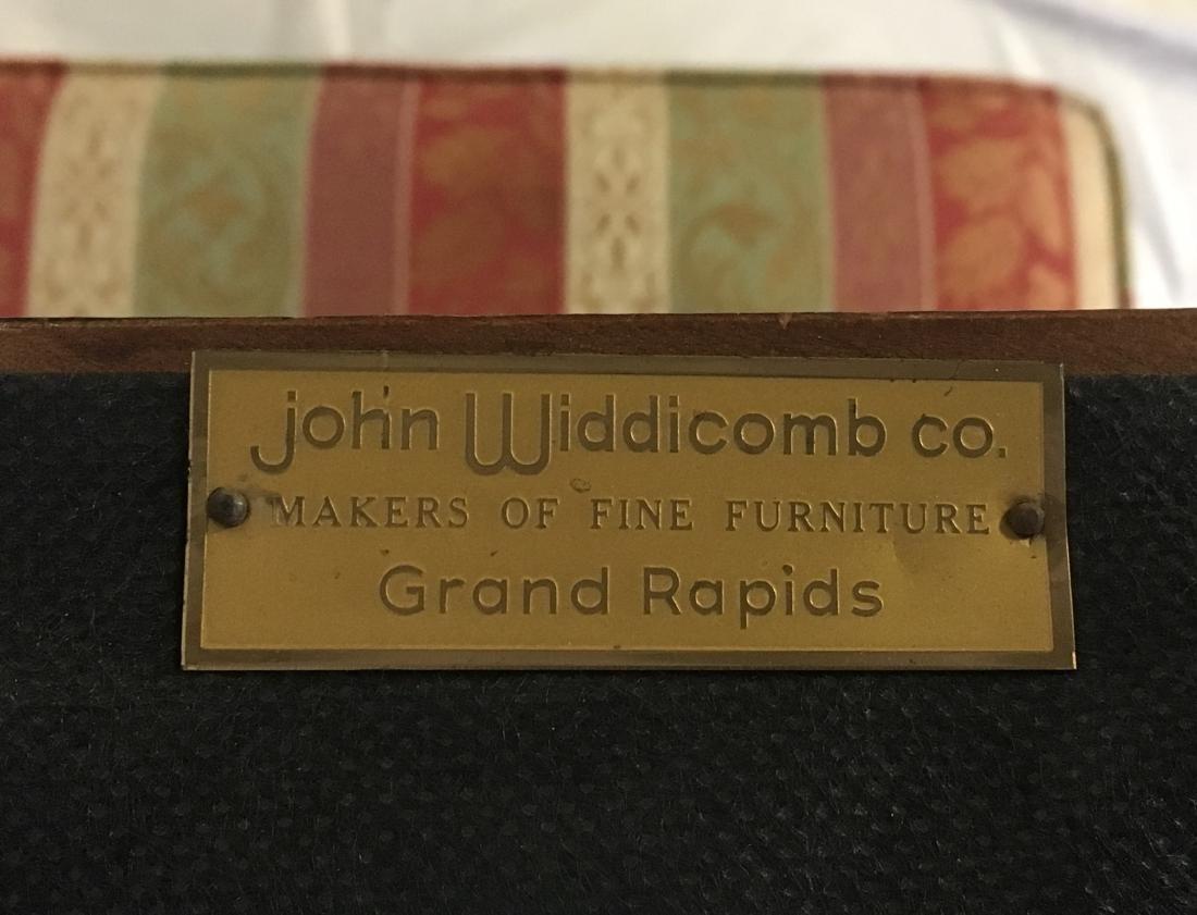 Set of 10 John Widdicomb Dining Chairs - 6