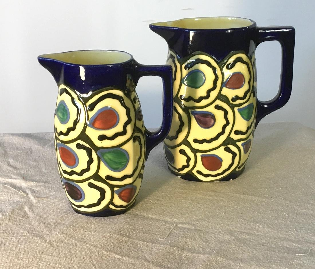 Two Piece Pitcher Set by Bern