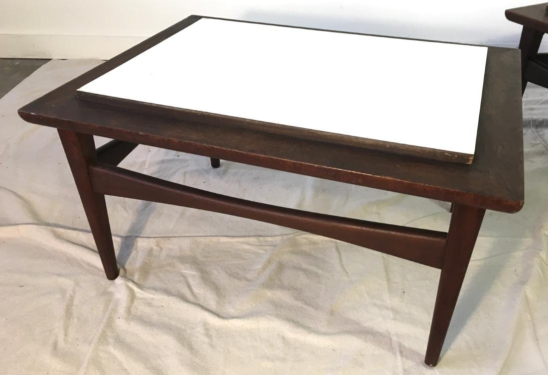 Risom Style End Tables - 5
