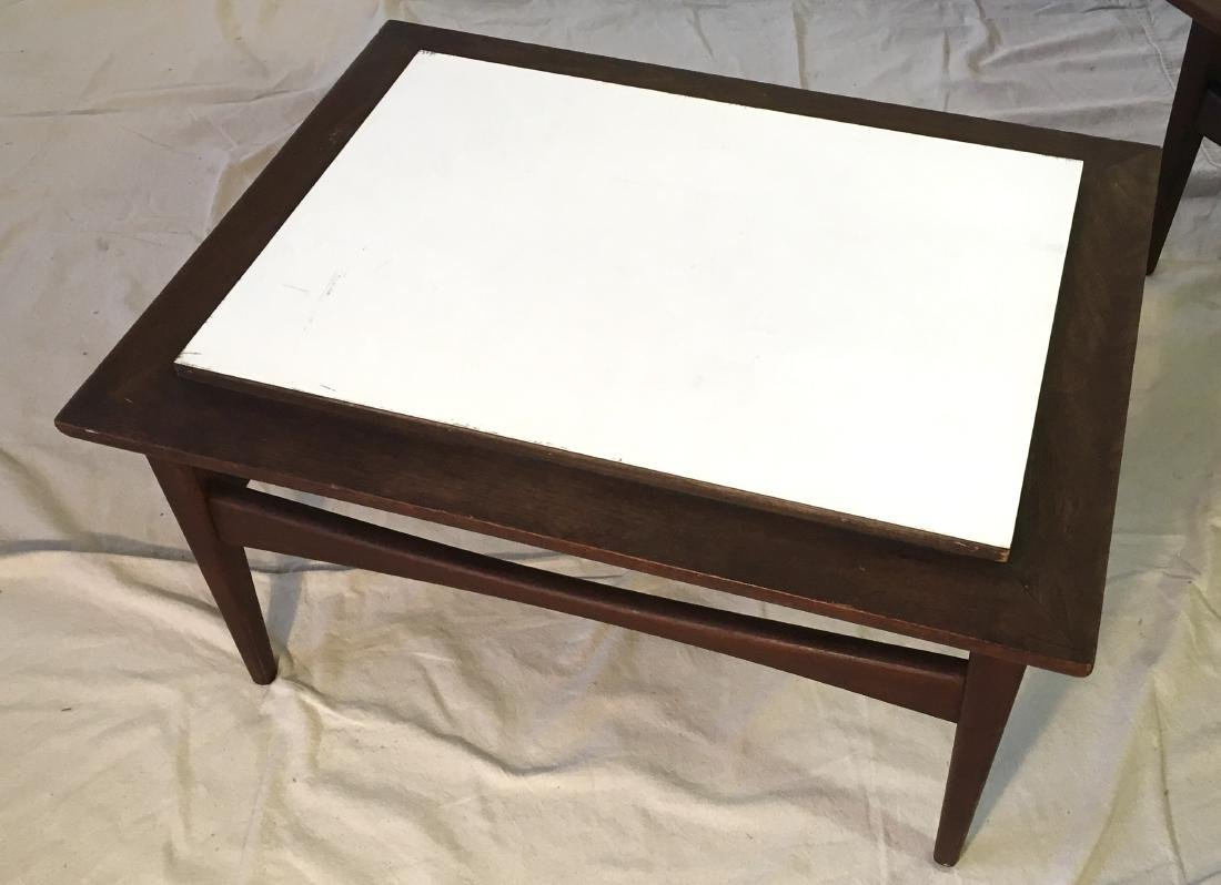 Risom Style End Tables - 6