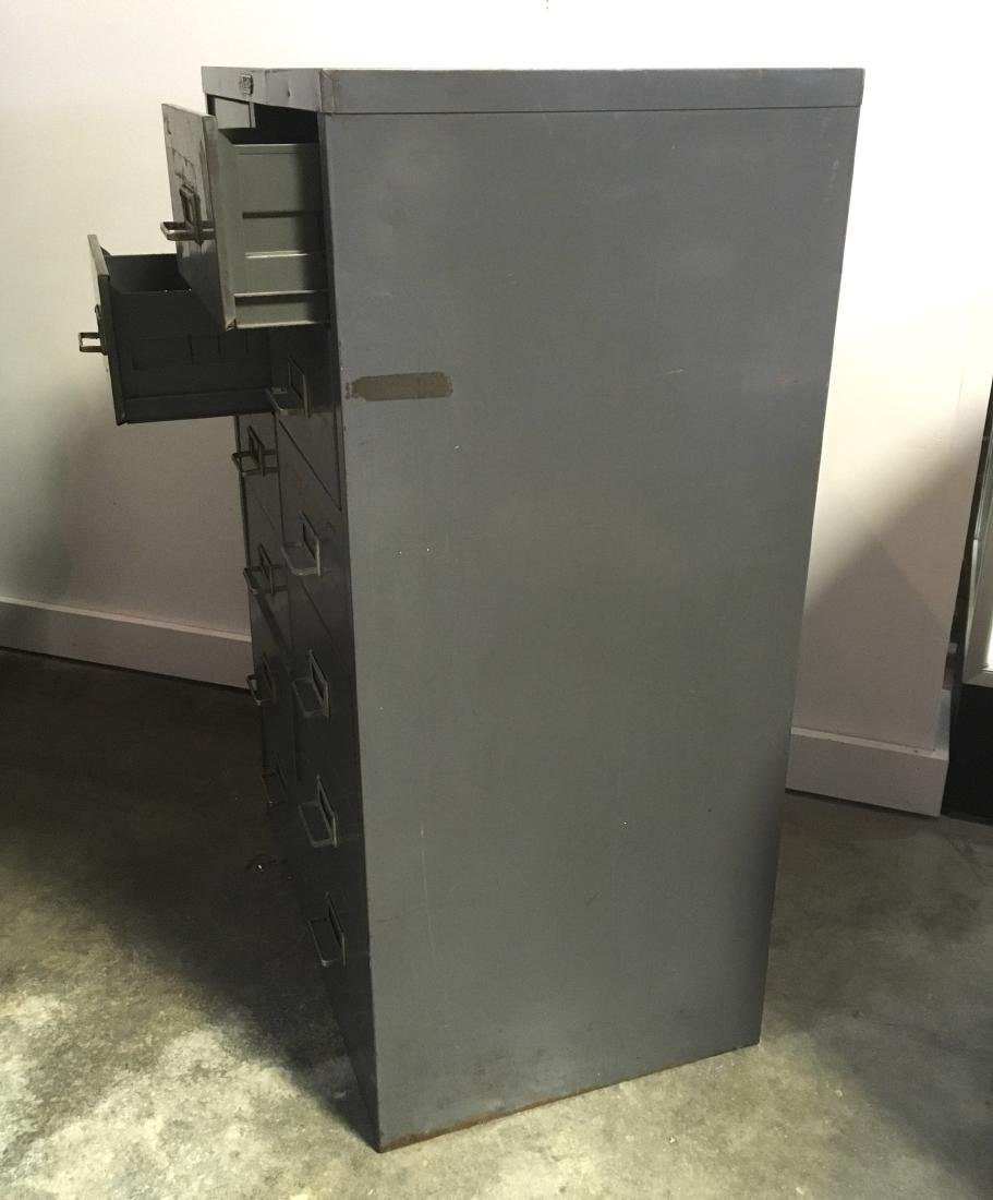Industrial File Cabinet - 4