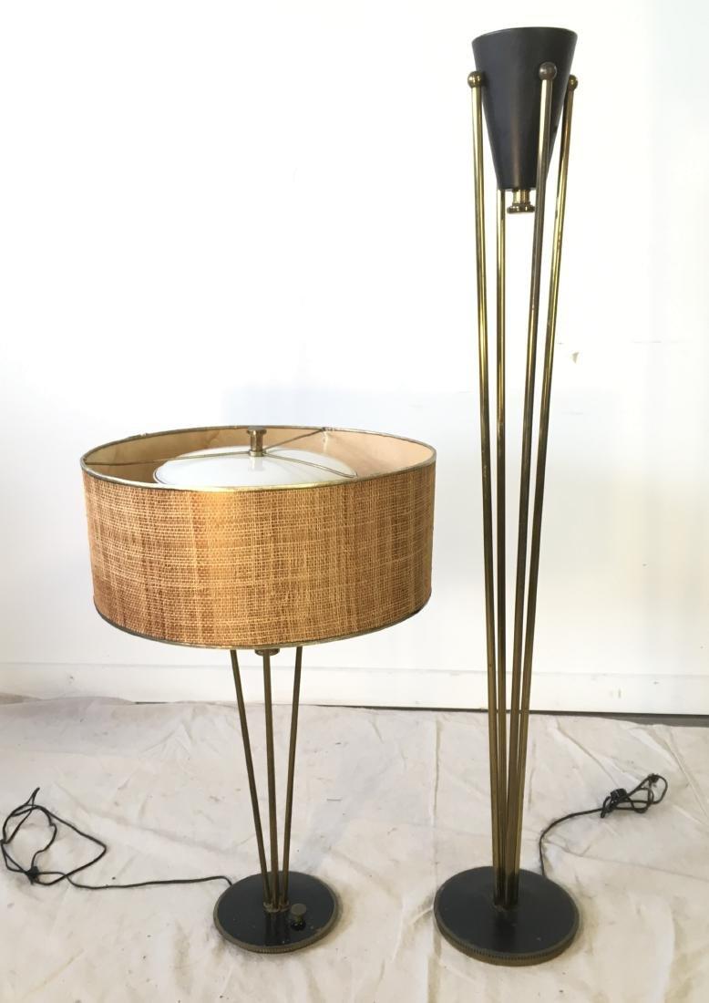 Stiffel Lamps - 2 Piece Lot