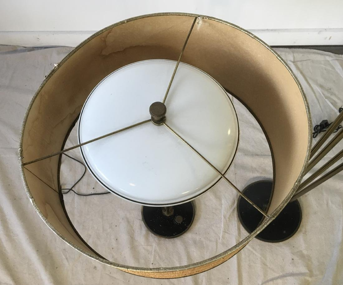 Stiffel Lamps - 2 Piece Lot - 3