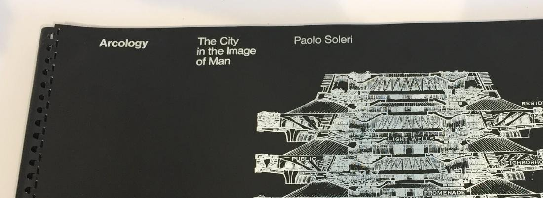Arcology The City in the Image of Man by Paolo Soleri - 2
