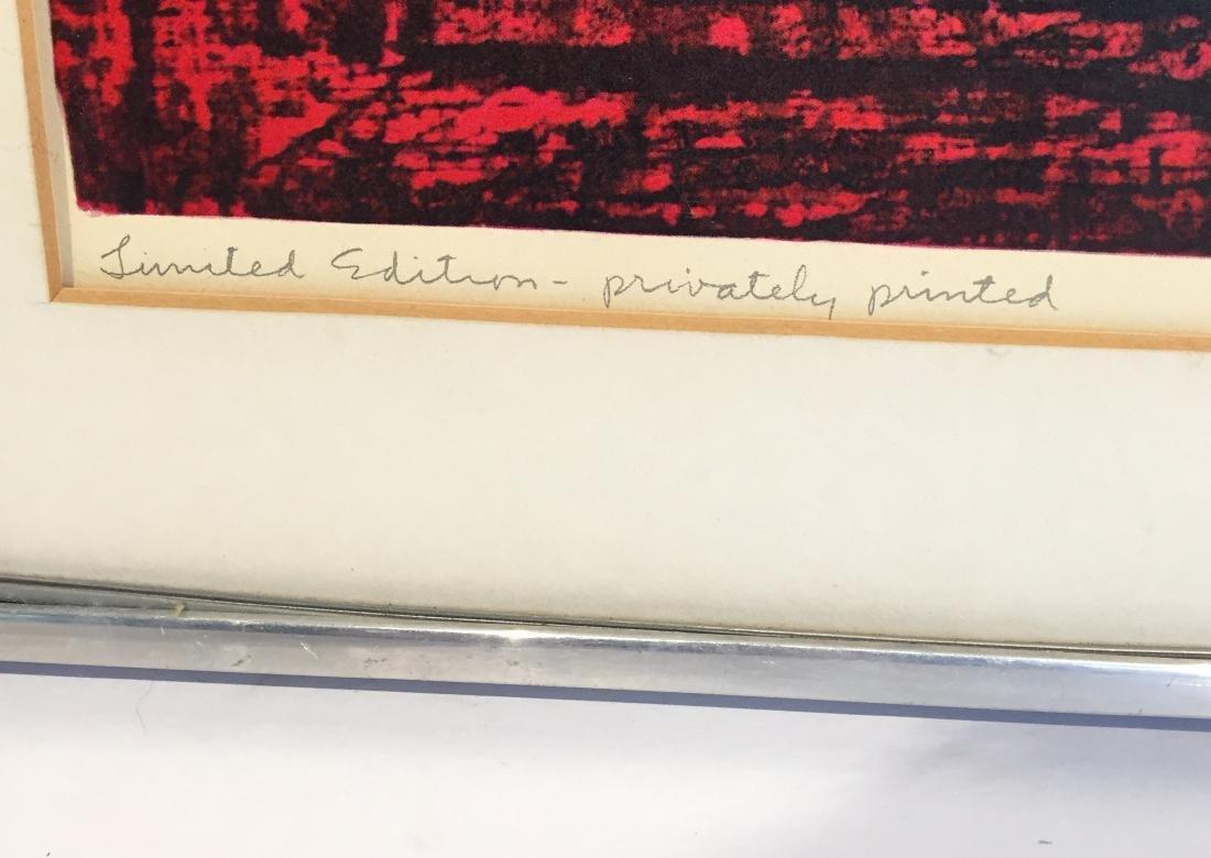 """William Frederickson Print """"Apotheker"""" - 3"""