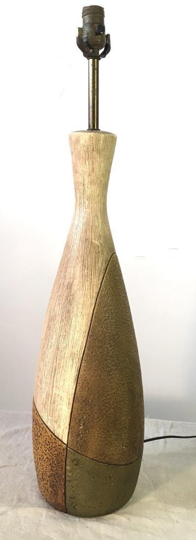 Fantoni Style Italian Pottery Lamp - 2