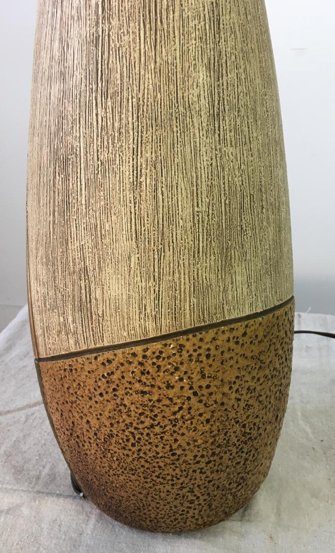 Fantoni Style Italian Pottery Lamp - 3