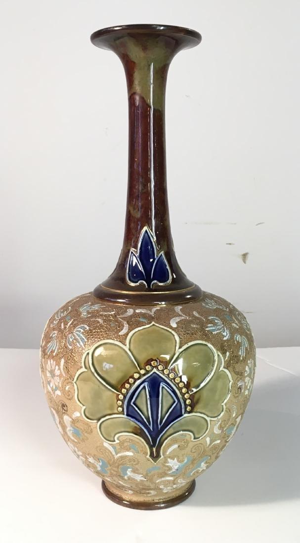 Royal Doulton Lace Pattern Vase