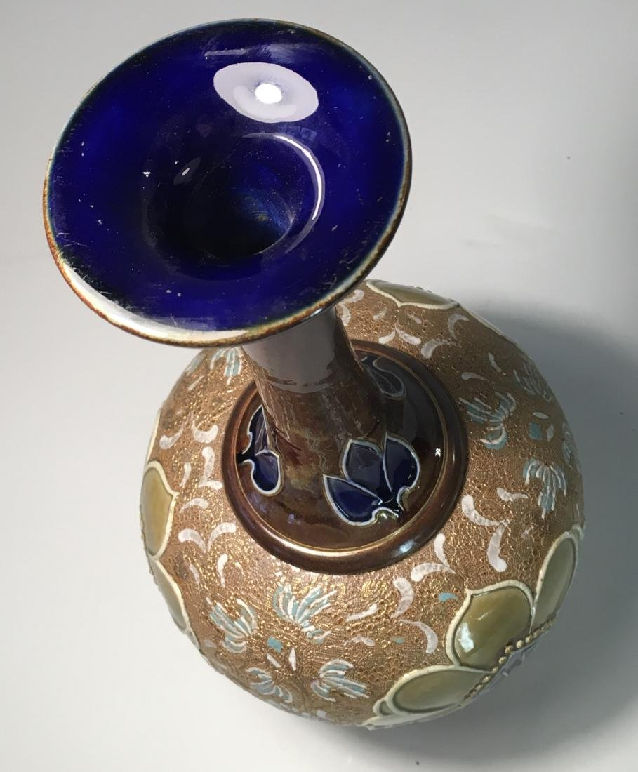 Royal Doulton Lace Pattern Vase - 4