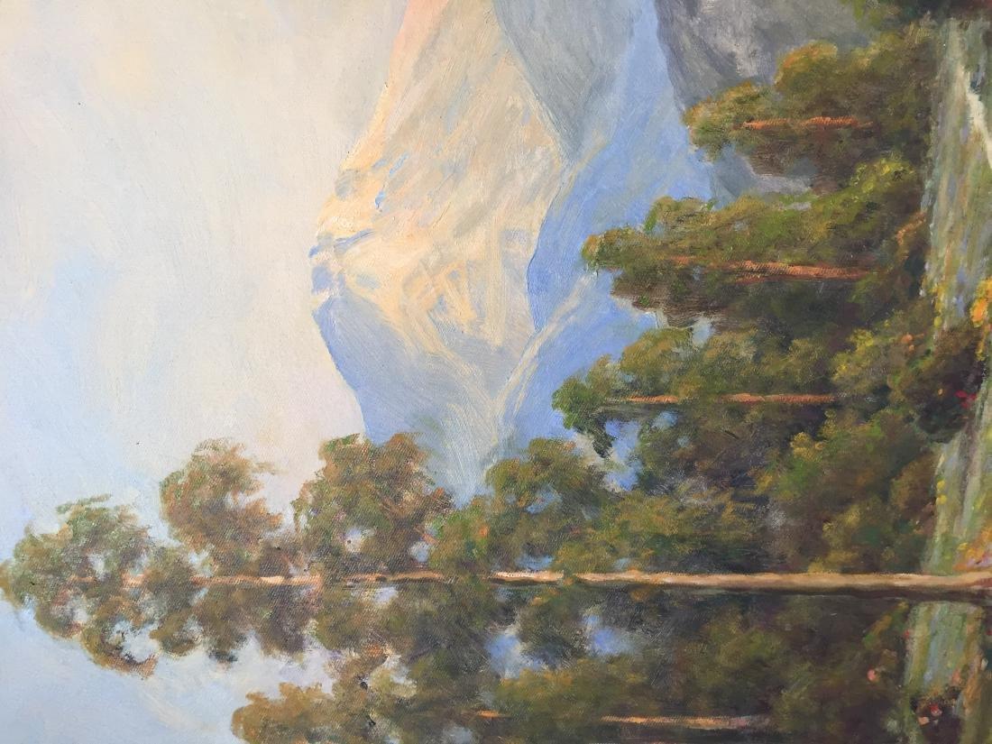 Herbert Sartelle Painting, California Impressionist - 2