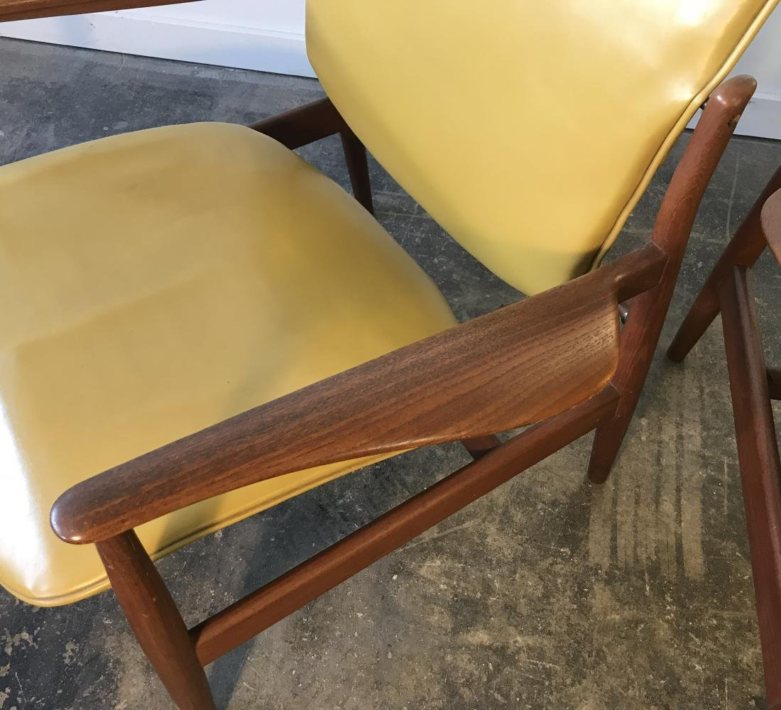 Finn Juhl for France & Sons Chairs - 5