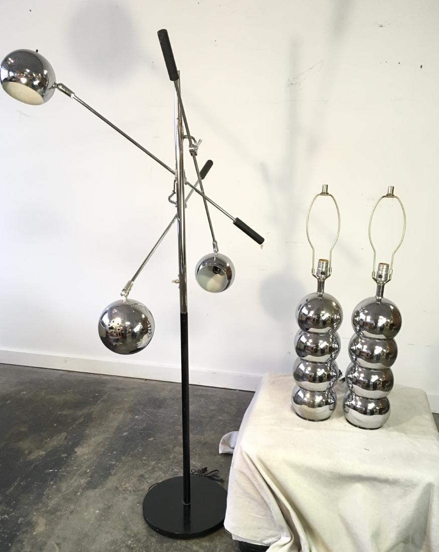Lot of 3 Sonneman Lamps
