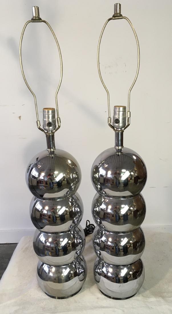 Lot of 3 Sonneman Lamps - 2