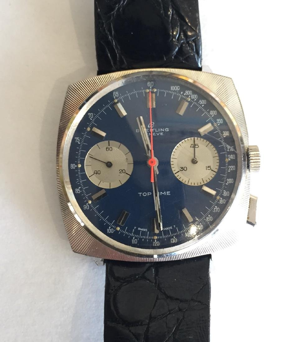 Vintage Breitling 2006/33 Top Time Watch