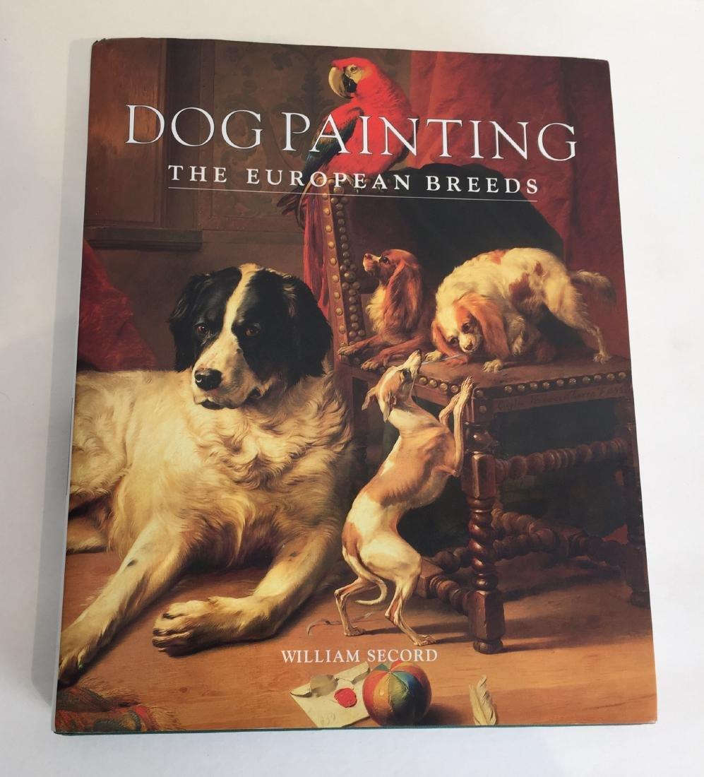 Five William Secord Dog Art Books - 2