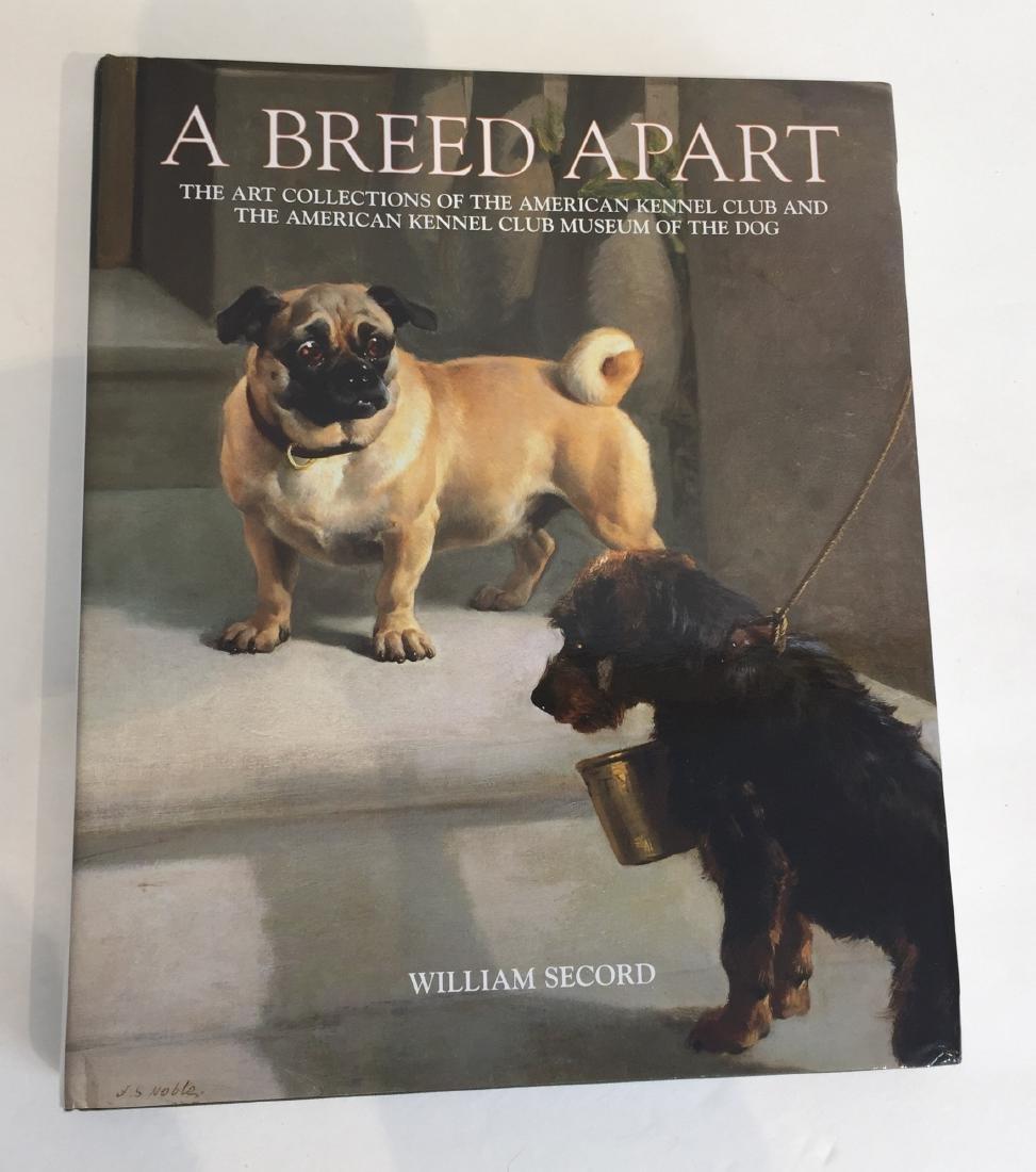 Five William Secord Dog Art Books - 3