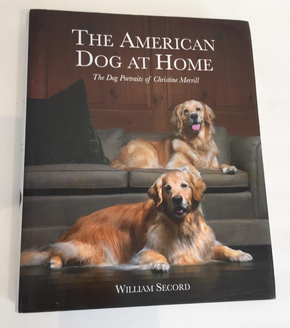 Five William Secord Dog Art Books - 4