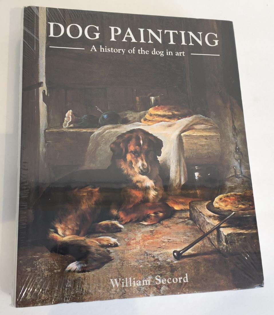 Five William Secord Dog Art Books - 5