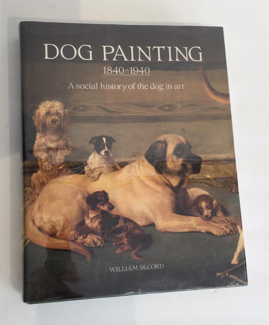 Five William Secord Dog Art Books - 6