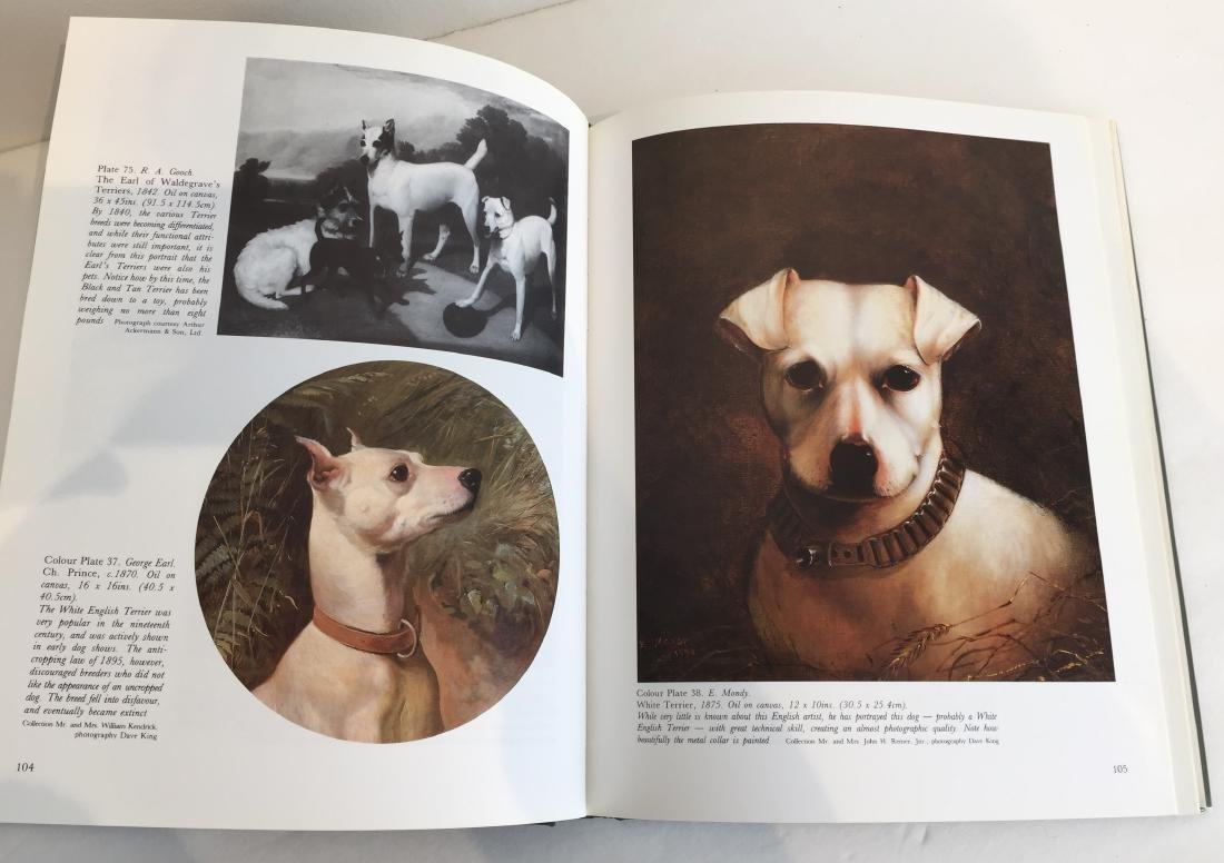 Five William Secord Dog Art Books - 7