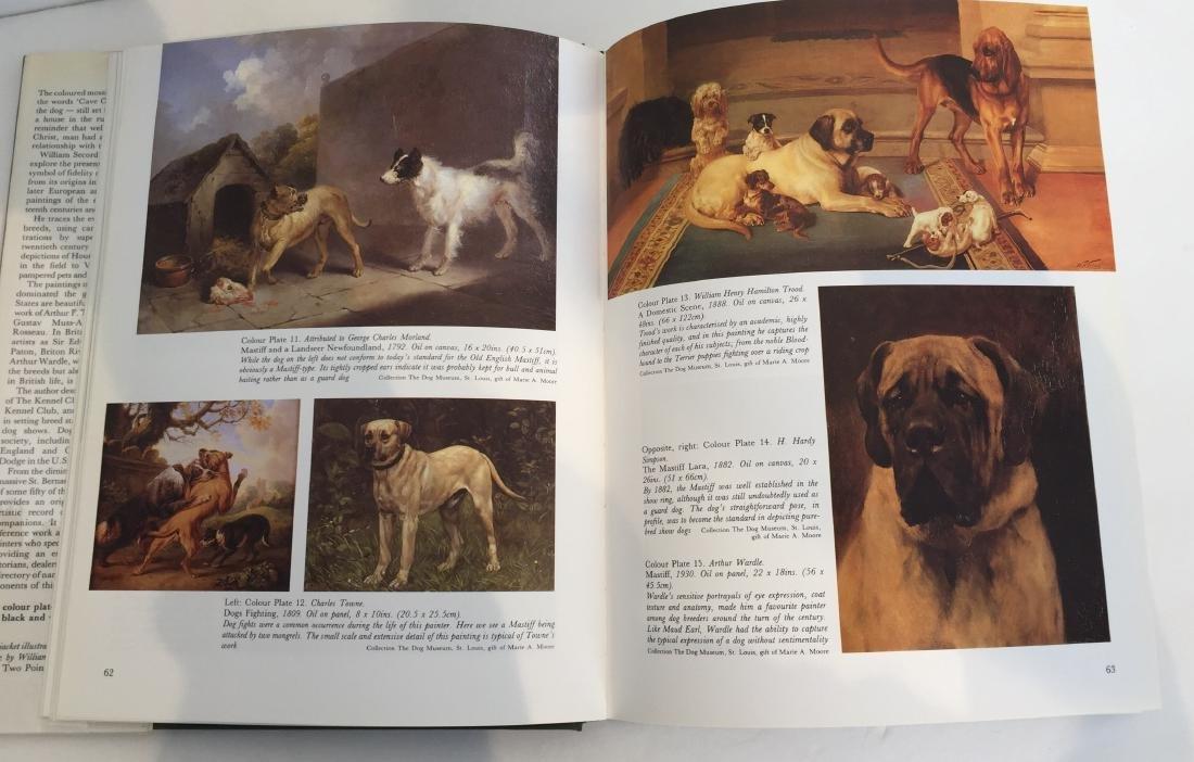 Five William Secord Dog Art Books - 8