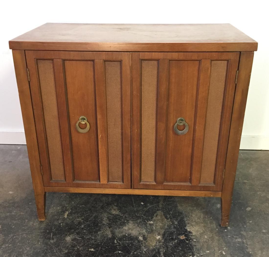 Two Door Vintage Cabinet