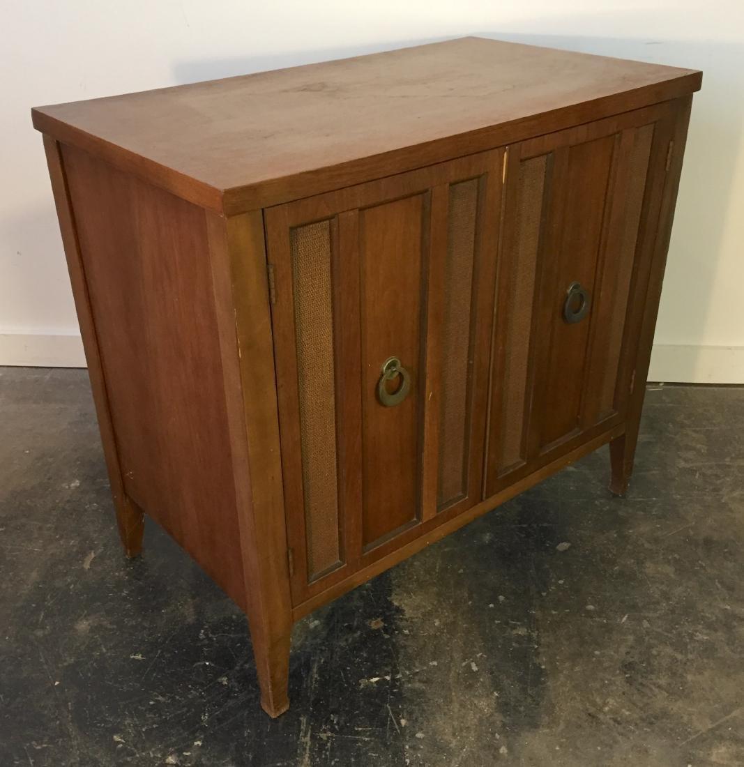 Two Door Vintage Cabinet - 3