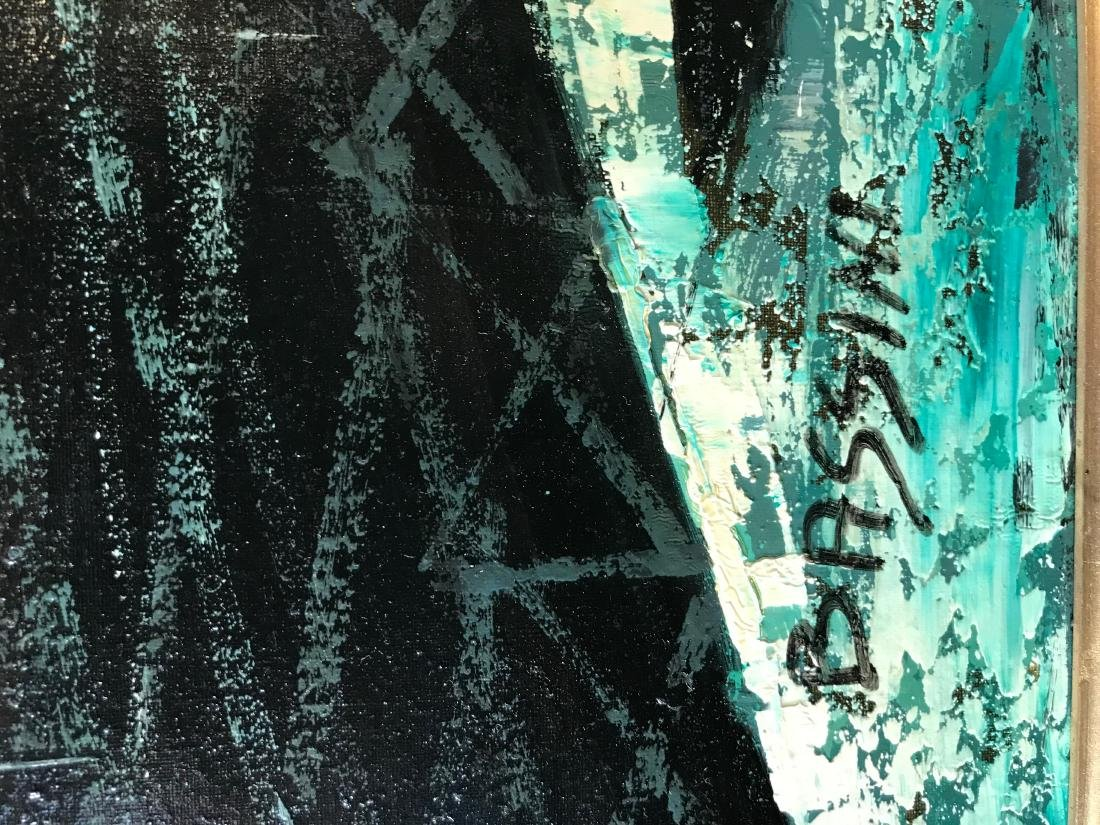 Bassini Oil Painting NYC - 3
