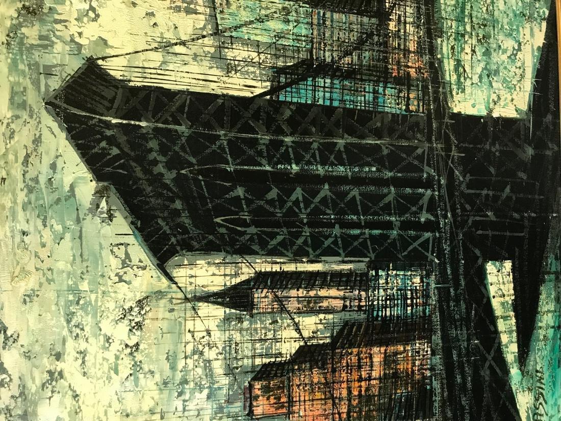 Bassini Oil Painting NYC - 4