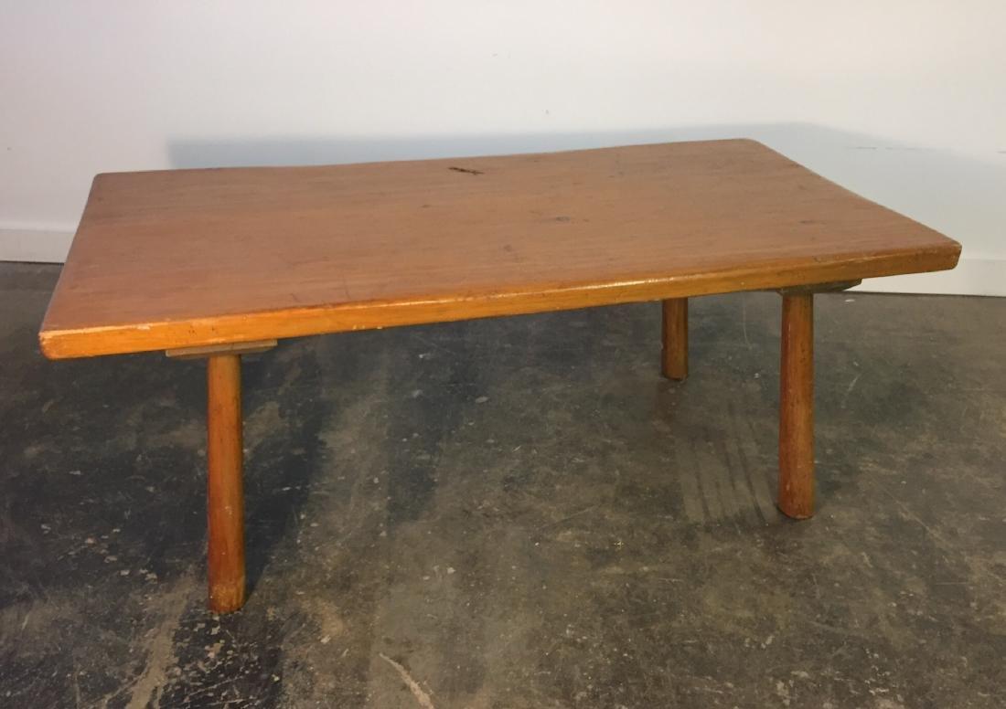 Cushman Style Rustic Coffee Table
