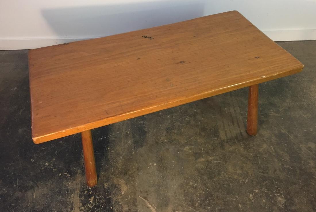 Cushman Style Rustic Coffee Table - 2