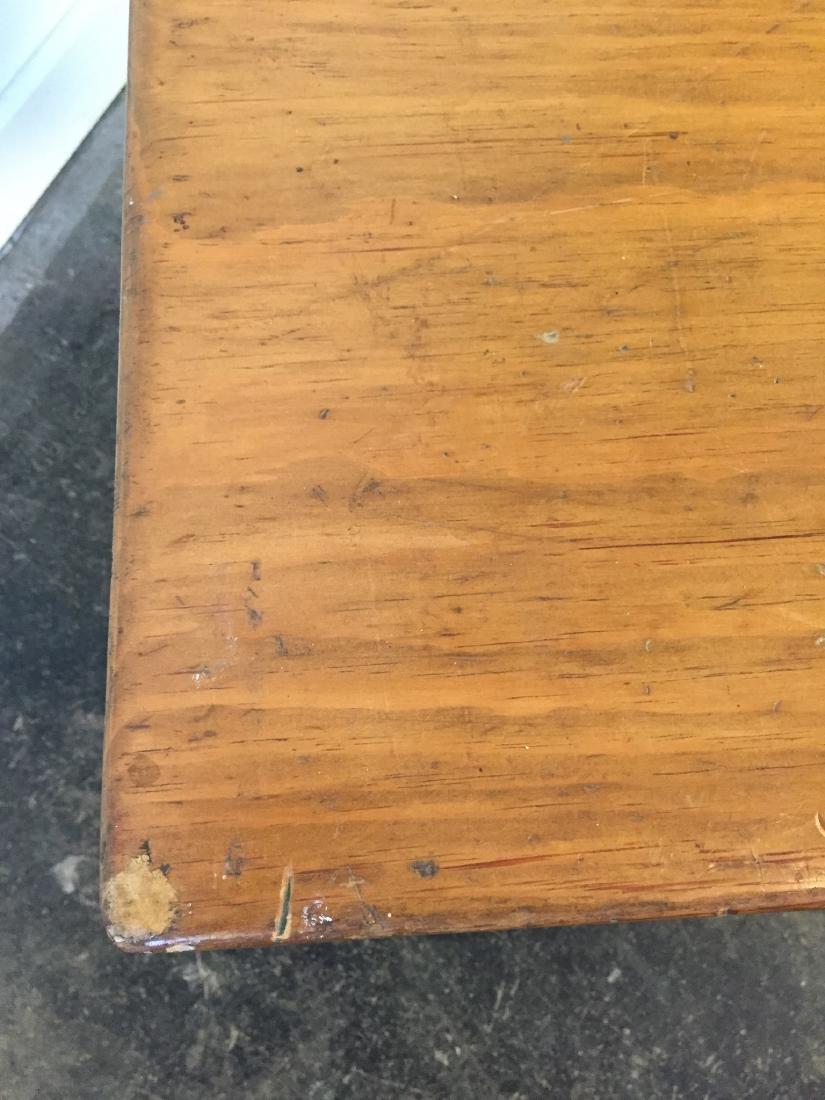 Cushman Style Rustic Coffee Table - 5