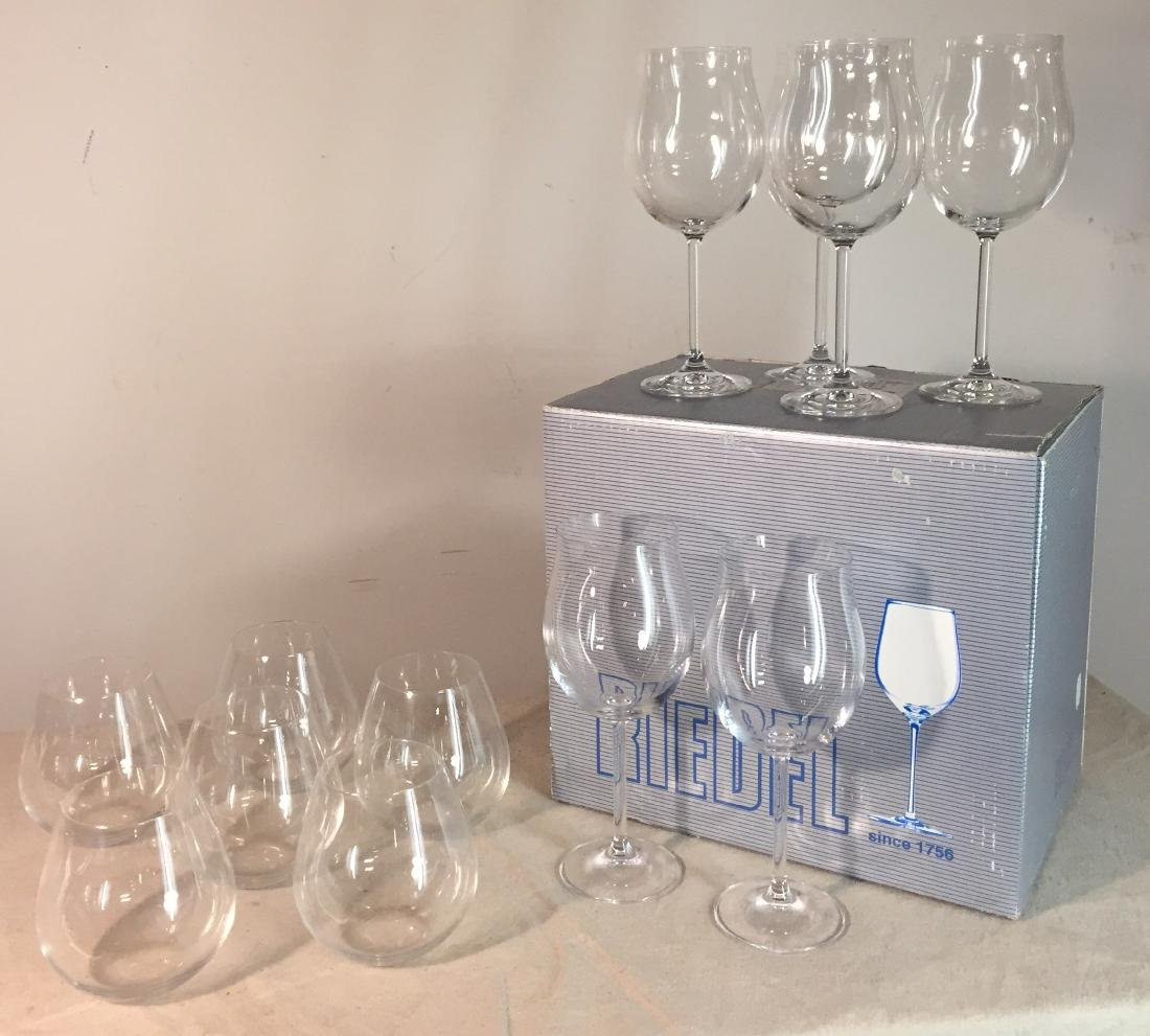 Riedel Wine Glass Lot