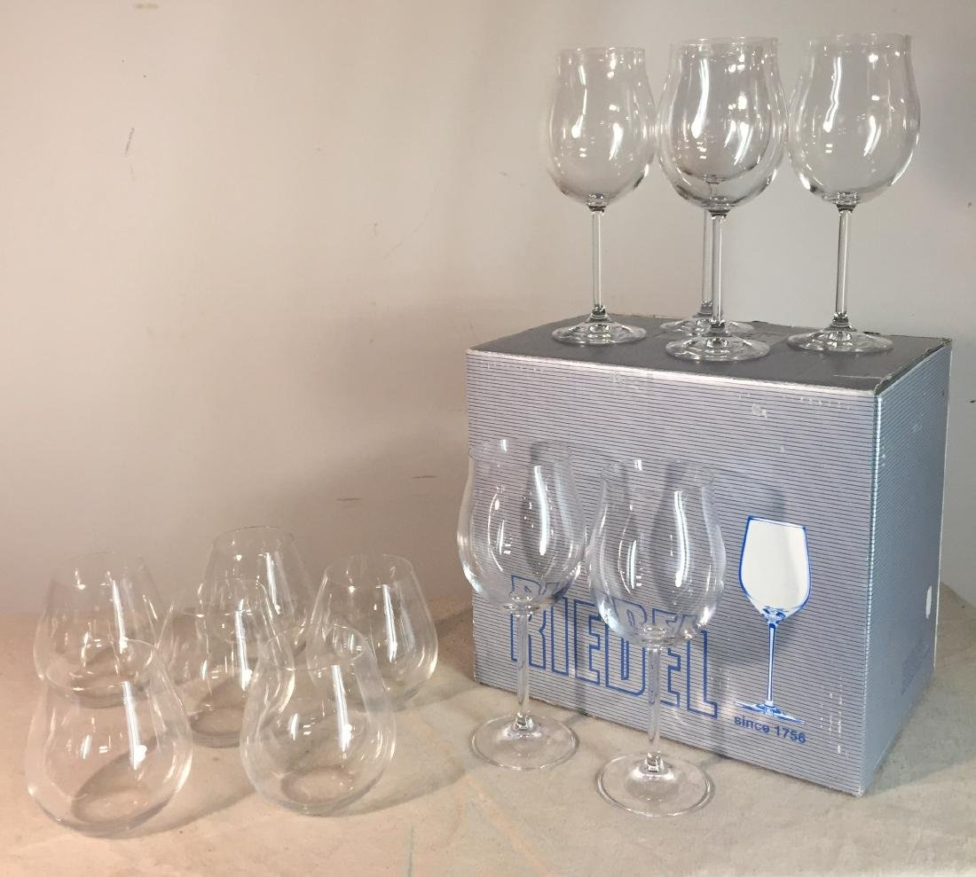 Riedel Wine Glass Lot - 2