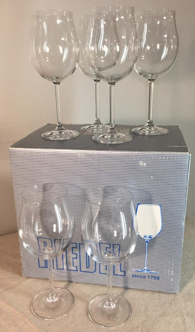 Riedel Wine Glass Lot - 3